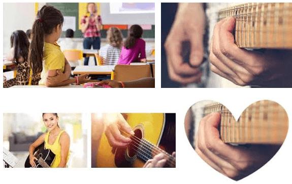 curso como aprender a tocar la guitarra acustica gratis cursos online