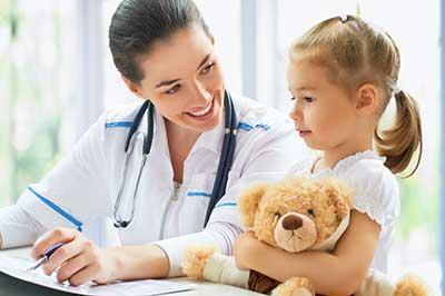 auxiliar de enfermeria en pediatria