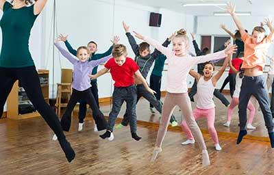 curso de baile para niños gratis cursos online