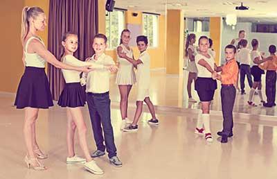curso de baile salon gratis cursos online