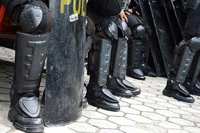 curso de defensa policial gratis cursos online