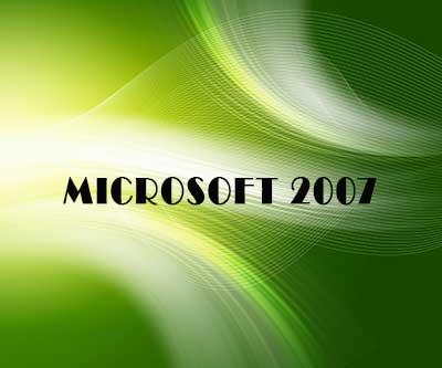 curso de microsoft 2007 gratis cursos online
