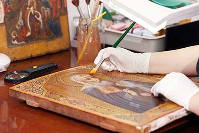 restaurar antiguedades