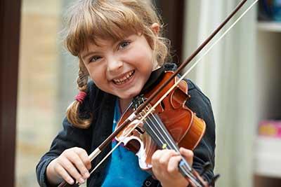 curso de violin para niños gratis cursos online