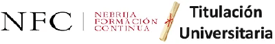 Curso homologado universidad Antonio de Nebrija