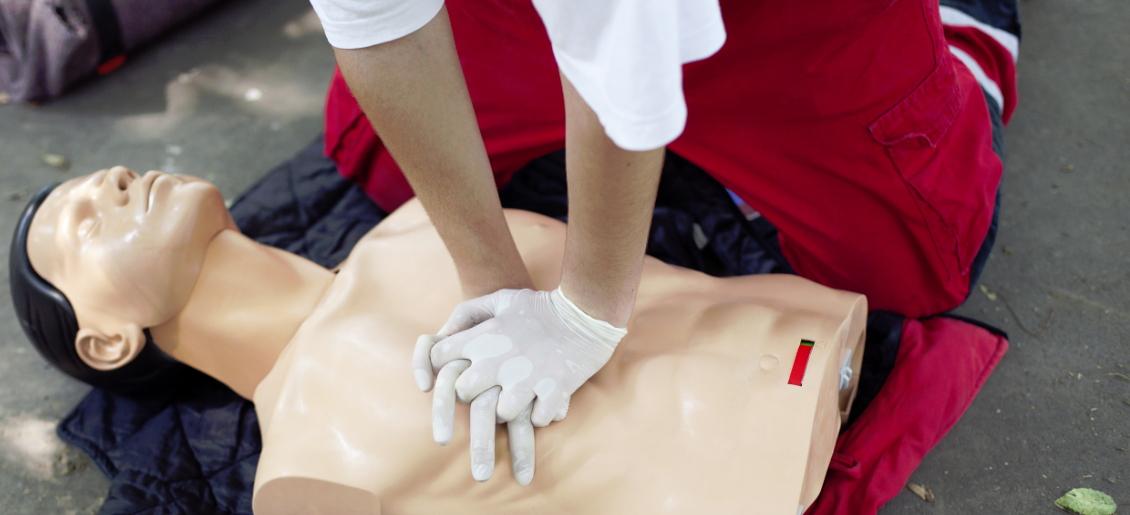 certificado de primeros auxilios