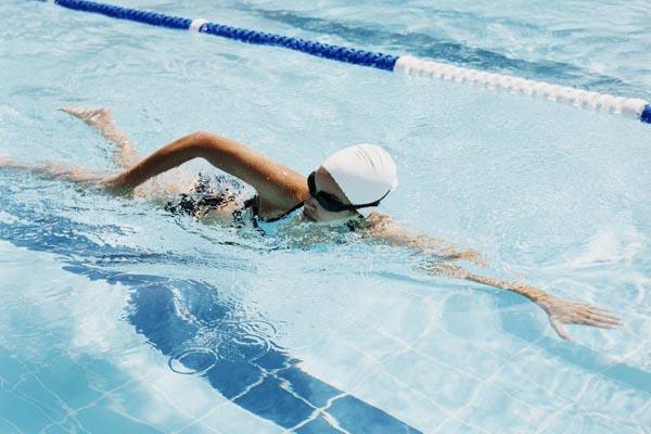 certificiacion de actividades de natacion