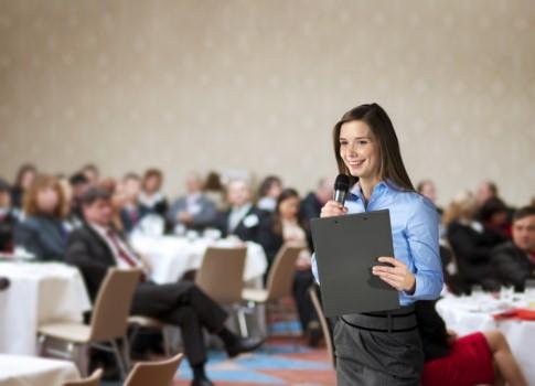 Curso Online Azafata Congresos