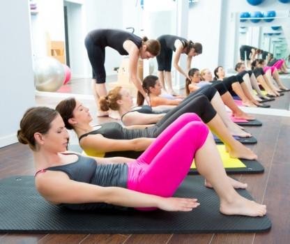 Curso Universitario Monitor Pilates