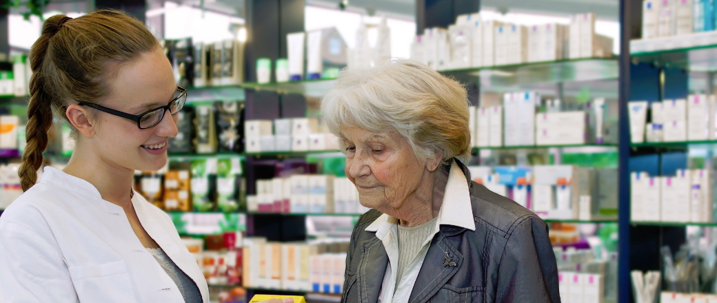 trabajo farmacia