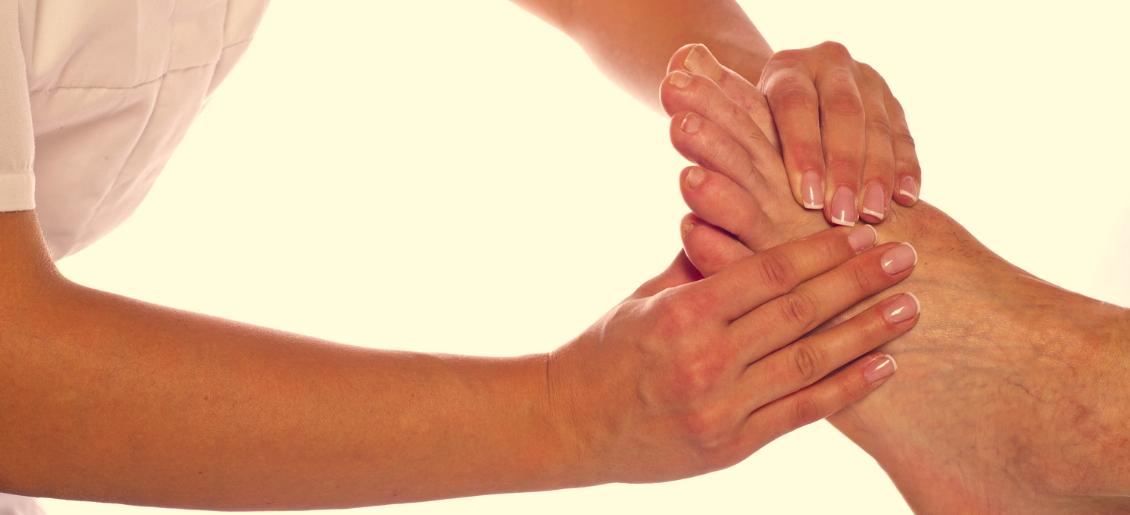 curso masaje pies