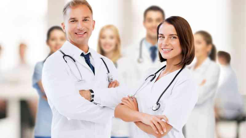 Cursos en salud
