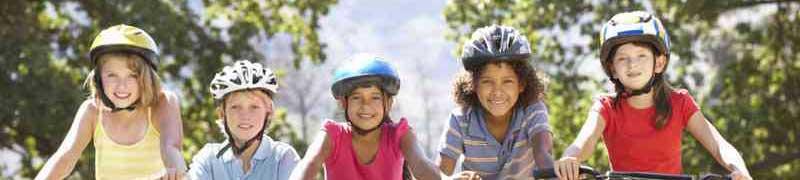 Cursos en Bicileta para Niños