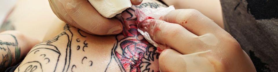 Tatuajes Cursos curso higienico sanitario online