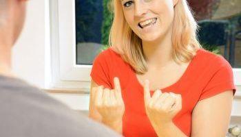 Curso Lenguaje De Signos Online Curso Homologado Euroinnova