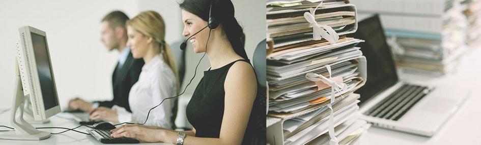 cursos auxiliar administrativo homologados