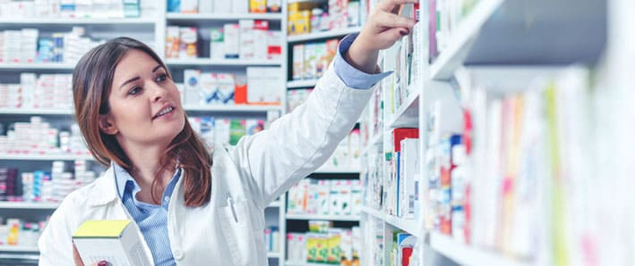 ayudante de farmacia