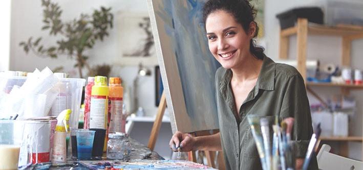 pintura artistica