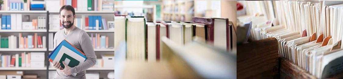 curso auxiliar biblioteca