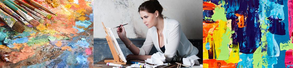 curso de pintar ceramica y conozca como pintar ceramica