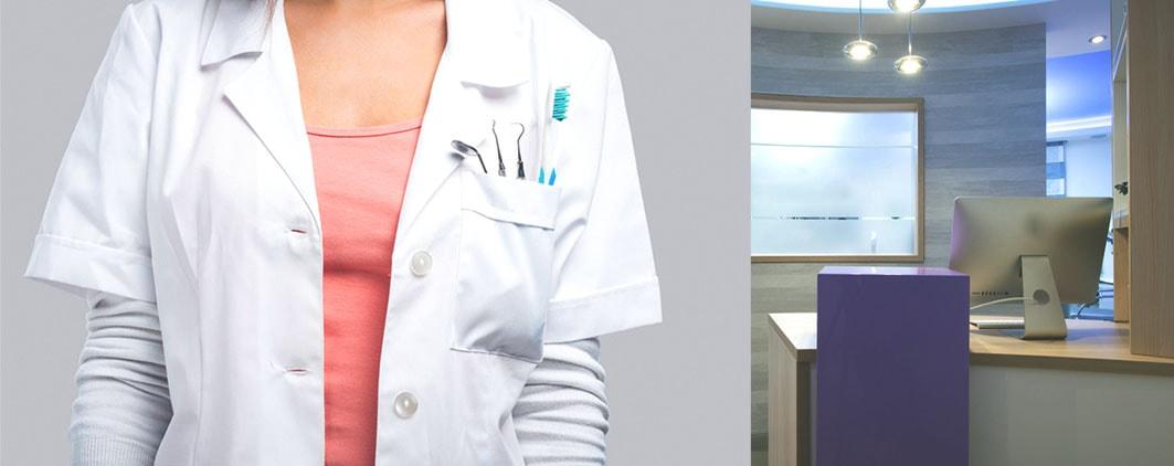 curso recepcionista clinica dental