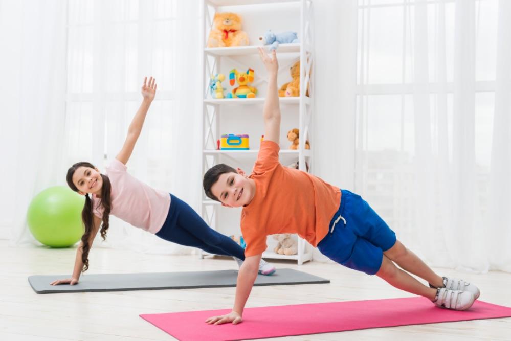 cuáles son los beneficios del yoga infantil