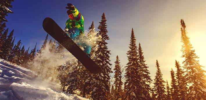 cursos para ser monitor de snowboard