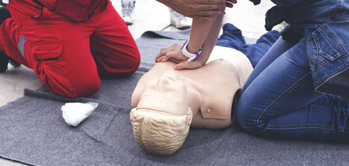curso de primeros auxilios online
