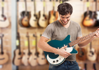 Curso guitarra eléctrica