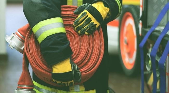 bomberos proteccion civil
