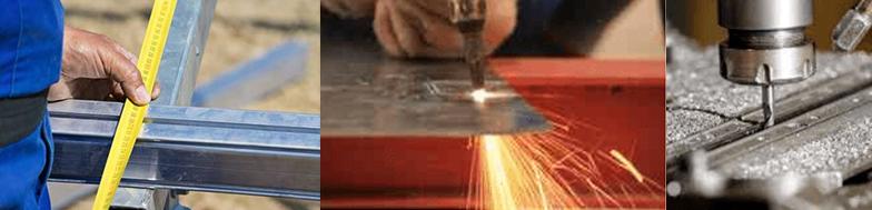 curso capinteria metalica