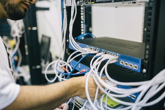 Instalador de fibra óptica