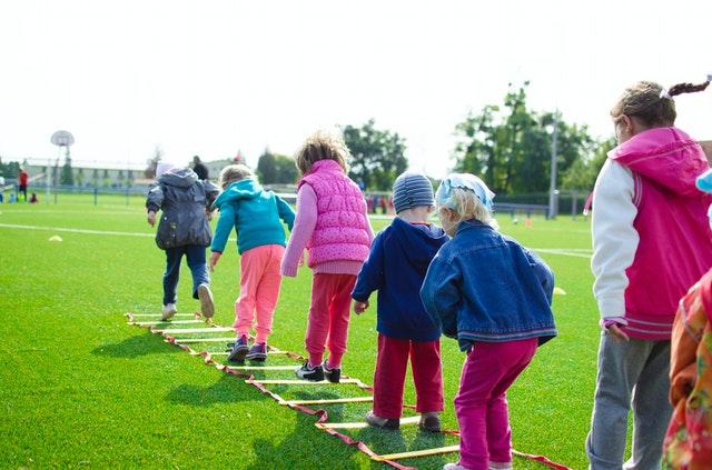 como gestionar la seguridad en parques infantiles
