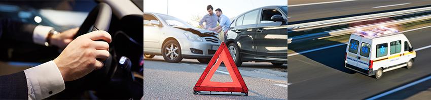 prevencion de riesgos laborales en seguridad vial