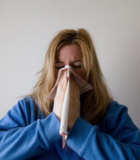 que es una alergia