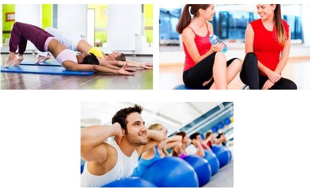 Curso de monitor de fitness y musculaci n for Monitor gimnasio